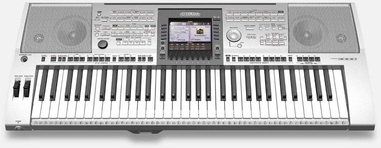 yamaha psr 3000 free style pack 1 makemusic. Black Bedroom Furniture Sets. Home Design Ideas